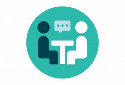 Leader-Coach - Modulul permite managerilor sa descopere abilitatile de comunicare avansate de care are nevoie pentru a putea sa-i antreneze pe oameni si, de asemenea, pune la dispozitie un proces, procesul de antrenare centrata pe solutii (Solution Focused Coaching).